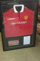 Save £46 and have your favourite football shirt framed for only £99