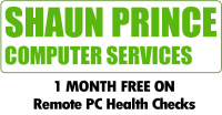 1 month FREE on Remote PC Health Checks