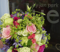 £10 off voucher for Blue Florist in Telford