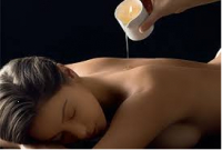 Try the New Candle Back Massage Now Only  £20! at Tranquil Moments