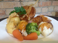 2 Course Sunday Lunch for £12.95 at Miss Jones