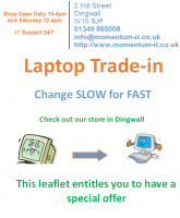 Laptop Trade-In