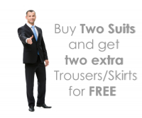 Suit the City - August Offer!
