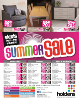 Summer Sale - 70% off selected items