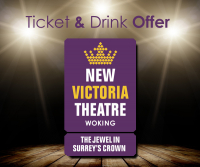 Ticket & Drink Offer!