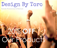 Design By Toro - Buy Local Offer!