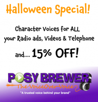 Posy Brewer - Spooky discounts!