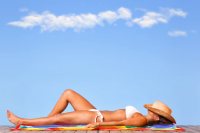 Spray Tan and Dry Body Brush for £19