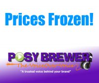 Posy Brewer - New Years Offer!