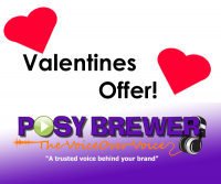 Posy Brewer - Valentines Offer!