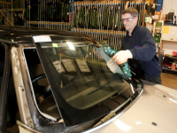 Windscreen Repair for just £10 + vat
