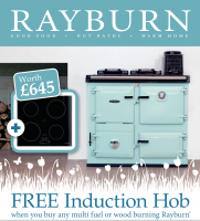 Great Glen Stoves - Rayburn Summer Promotion
