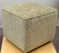 Get a FREE Cube Foot Stool.