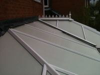 20% OFF CONSERVATORY ROOF CLEANS