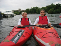 2 for 1 Windsor Kayak Tour - gift vouchers available!