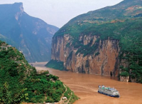 China group tour of the Majestic Yangtze