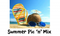 Summer Pic 'n' Mix – Book 2 get 3rd FREE at David Patrick @DavidPatrickEps