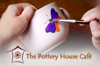 Buy One get one Free Pottery (weekdays) - Pottery House Cafe Studio