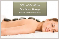 Hot Stone Massage for £40