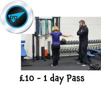 TRG Fitness £10 - 1 Day Pass @teamtrgfitness