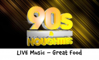 Nineties & Noughties Party Night just £19.90 (usually £32.50)