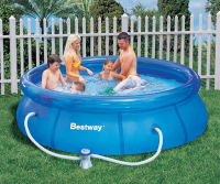 Free water treatment with Pools