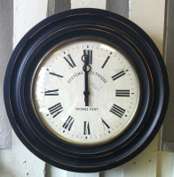 Large Thomas kent Wall Clock now 20% off!