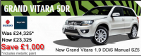 Suzuki Grand Vitara 5DR - Dicksons of Inverness