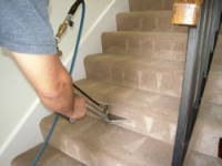 FREE CARPET CLEAN ON YOUR STAIRS WHEN YOU BOOK ANOTHER CARPET CLEAN BY ABSOLUTELY FABULOUS