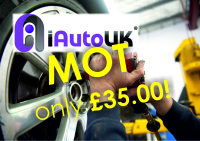 iAutoUK - MOT only £35.00