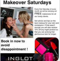 FREE Makeovers at Salon Ten