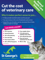 Pet Health Care just £9.99 per month
