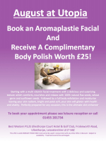 FREE Body Polish worth £25 with an Aromaplastie Facial