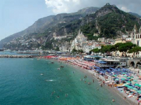 Amalfi Coast And Splendours