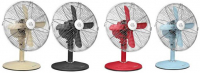 "12"" Metal Fans on Special Offer"