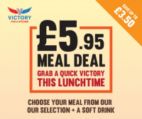 £5.95 Lunch Meal Deal at the Village Warrington