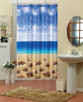 Freshen up your Bathroom: 10% off Shower Curtains/Rails