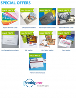 August Offers from Inverness Printing.com