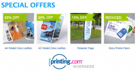 Inverness Printing.com August Offers