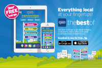 Download our FREE app and you could win £100!