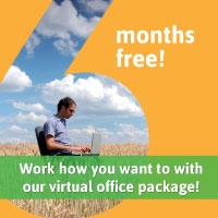 6 MONTHS RENT FREE ON VIRTUAL OFFICES AT BASEPOINT