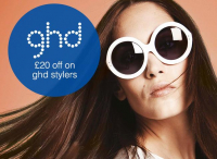 £20 OFF GHD Styling Products