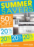 Cracking offer on your new Kitchen