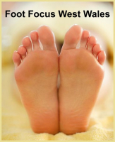 Your treatment half price at Foot Focus