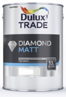 £15.20 off Dulux Trade Diamond Matt 5 Litres
