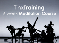 6 week course of guided meditation