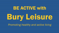 JOIN BURY LEISURE IN JANUARY AND HAVE THE CHANCE TO WIN A YEAR'S FREE MEMBERSHIP