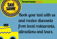 Taxi saver - Discount Card