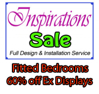Bedroom Furniture SALE  Ex-displays - UP TO 60% discount