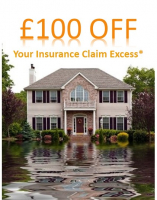 £100 of your Insurance Excess Paid for You